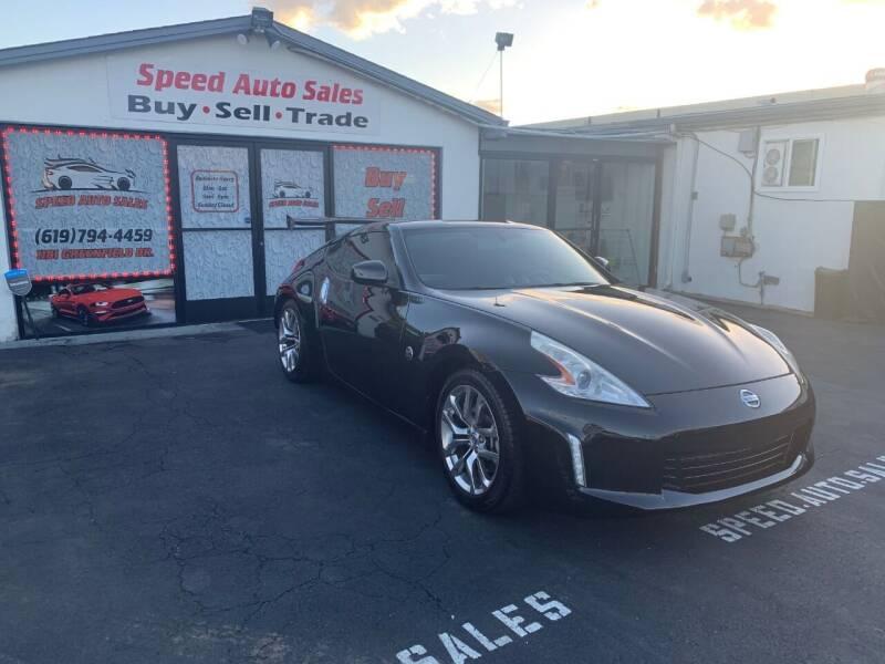 2014 Nissan 370Z for sale at Speed Auto Sales in El Cajon CA