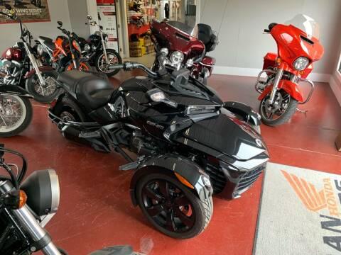2017 Can-Am Spyder for sale at Dan Powers Honda Motorsports in Elizabethtown KY