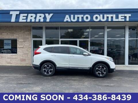 2017 Honda CR-V for sale at Terry Auto Outlet in Lynchburg VA