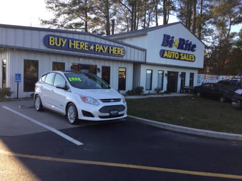 2013 Ford C-MAX Hybrid for sale at Bi Rite Auto Sales in Seaford DE