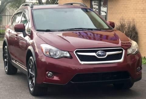 2014 Subaru XV Crosstrek for sale at Auto Imports in Houston TX