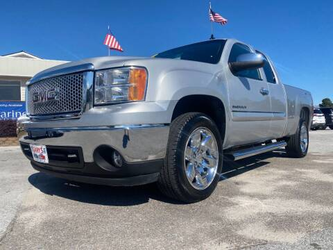 2012 GMC Sierra 1500 for sale at Gary's Auto Sales in Sneads NC