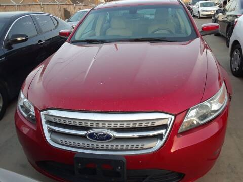 2012 Ford Taurus for sale at Auto Haus Imports in Grand Prairie TX