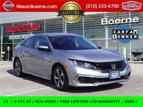 2019 Honda Civic for sale at Nissan of Boerne in Boerne TX