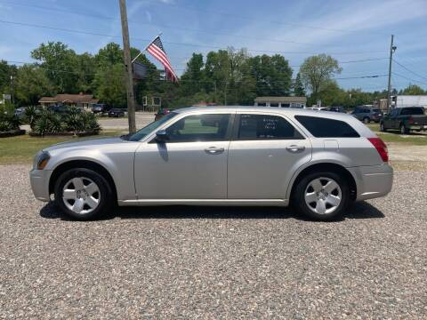 2007 Dodge Magnum for sale at Joye & Company INC, in Augusta GA