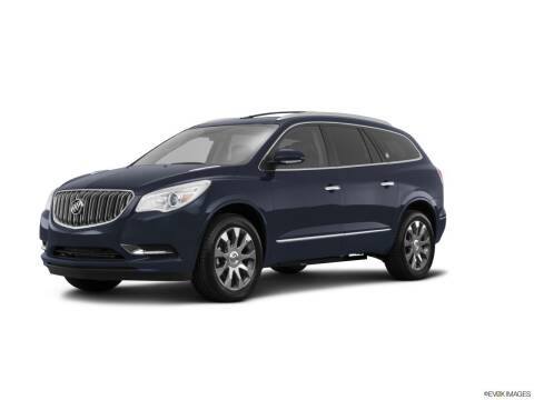 2017 Buick Enclave for sale at CAR MART in Union City TN