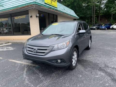 2012 Honda CR-V for sale at Diana Rico LLC in Dalton GA