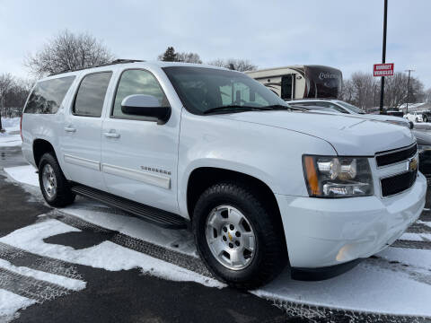 2010 Chevrolet Suburban for sale at A 1 Motors in Monroe MI