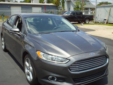 2016 Ford Fusion for sale at Marlboro Auto Sales in Capitol Heights MD