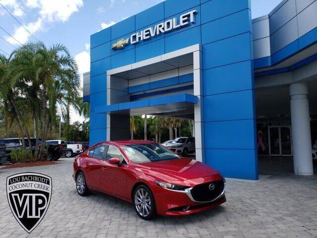 2019 Mazda Mazda3 Sedan for sale in Coconut Creek, FL