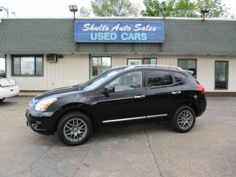 2011 Nissan Rogue for sale at SHULTS AUTO SALES INC. in Crystal Lake IL