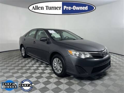 2014 Toyota Camry for sale at Allen Turner Hyundai in Pensacola FL