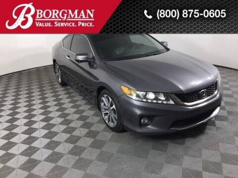 2013 Honda Accord for sale at BORGMAN OF HOLLAND LLC in Holland MI