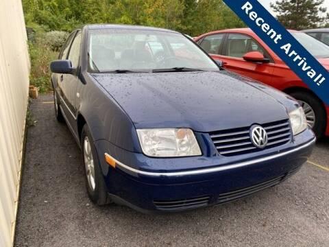 2005 Volkswagen Jetta for sale at Vorderman Imports in Fort Wayne IN