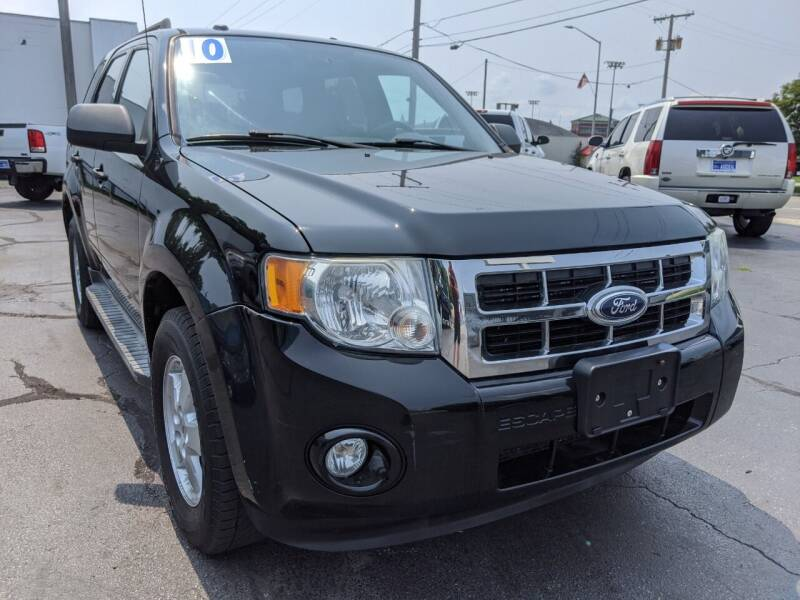 2010 Ford Escape for sale at GREAT DEALS ON WHEELS in Michigan City IN