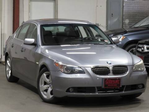 2007 BMW 5 Series for sale at CarPlex in Manassas VA