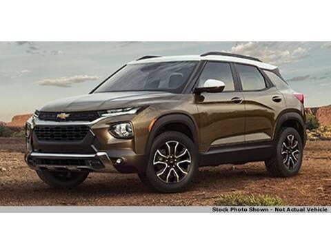 2021 Chevrolet TrailBlazer for sale at Jeff Drennen GM Superstore in Zanesville OH