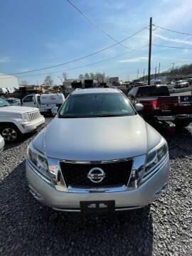 2014 Nissan Pathfinder for sale at Keyser Autoland llc in Scranton PA