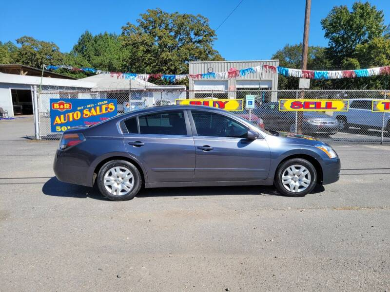 2011 Nissan Altima for sale at B & R Auto Sales in N Little Rock AR