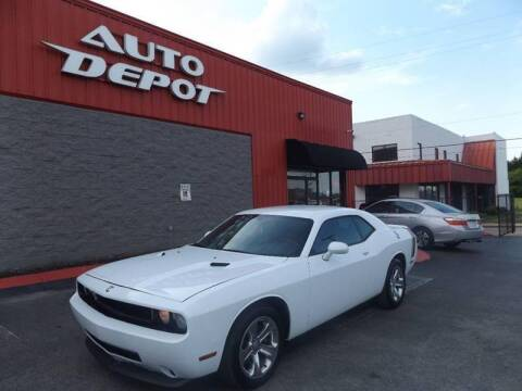 2014 Dodge Challenger for sale at Auto Depot of Madison in Madison TN