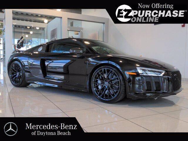 2018 Audi R8 for sale at Mercedes-Benz of Daytona Beach in Daytona Beach FL