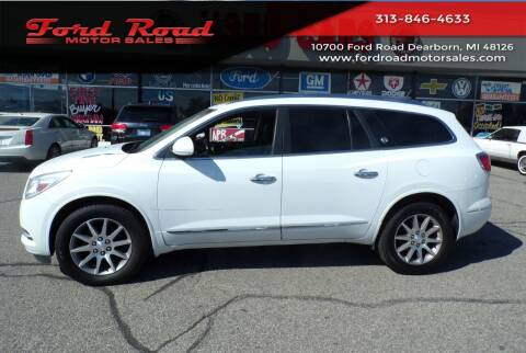 2016 Buick Enclave for sale at Ford Road Motor Sales in Dearborn MI