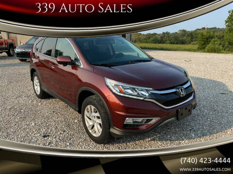 2016 Honda CR-V for sale at 339 Auto Sales in Belpre OH