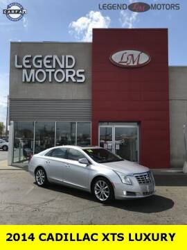 2014 Cadillac XTS for sale at Legend Motors of Waterford - Legend Motors of Ferndale in Ferndale MI