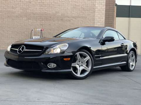 2012 Mercedes-Benz SL-Class for sale at ELITE AUTOS in San Jose CA