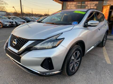 2020 Nissan Murano for sale at Cow Boys Auto Sales LLC in Garland TX