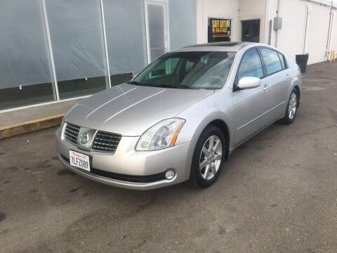 2006 Nissan Maxima for sale at Safi Auto in Sacramento CA