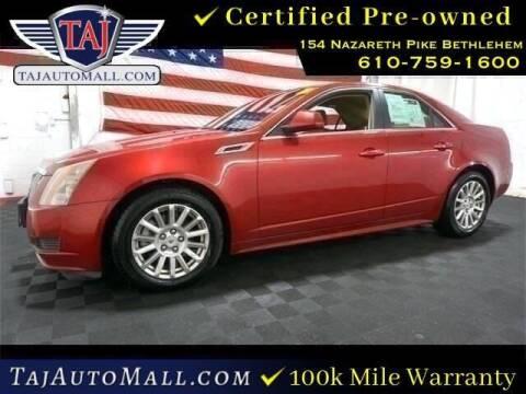 2012 Cadillac CTS for sale at Taj Auto Mall in Bethlehem PA