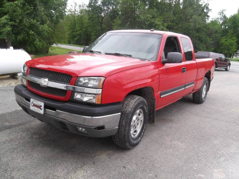 2003 Chevrolet Silverado 1500 for sale at Clucker's Auto in Westby WI