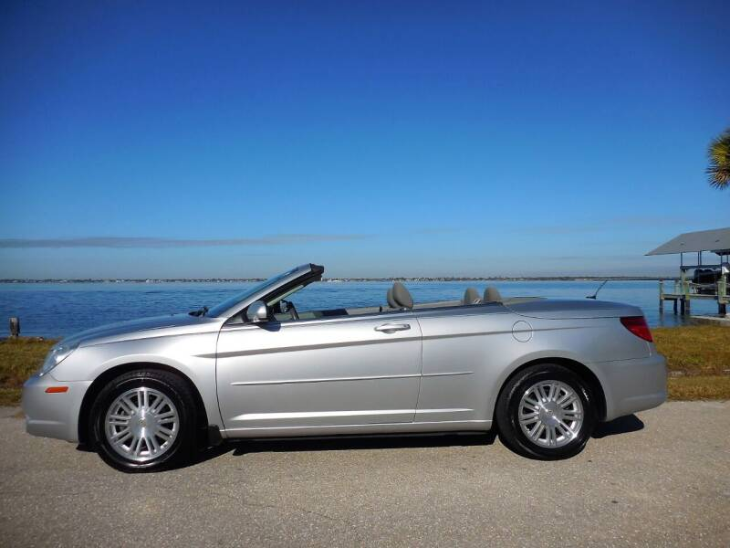 2008 Chrysler Sebring for sale at Performance Autos of Southwest Florida in Fort Myers FL