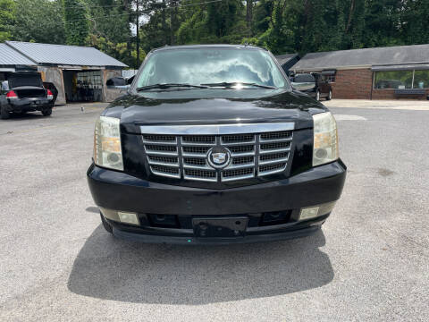2007 Cadillac Escalade for sale at Adairsville Auto Mart in Plainville GA