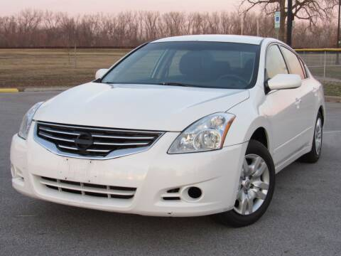 2012 Nissan Altima for sale at Highland Luxury in Highland IN