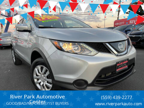 2019 Nissan Rogue Sport for sale at River Park Automotive Center in Fresno CA
