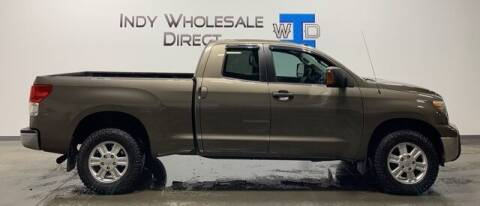 2012 Toyota Tundra for sale at Indy Wholesale Direct in Carmel IN