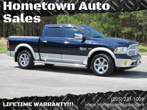 2016 RAM Ram Pickup 1500 for sale at Hometown Auto Sales - Trucks in Jasper AL