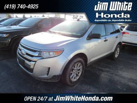 2014 Ford Edge for sale at The Credit Miracle Network Team at Jim White Honda in Maumee OH