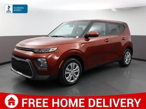 2020 Kia Soul for sale at Florida Fine Cars - West Palm Beach in West Palm Beach FL