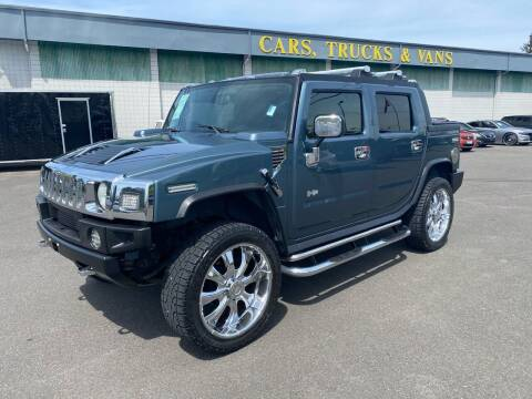 2005 HUMMER H2 SUT for sale at Vista Auto Sales in Lakewood WA