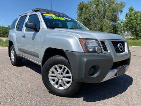 2014 Nissan Xterra for sale at UNITED Automotive in Denver CO