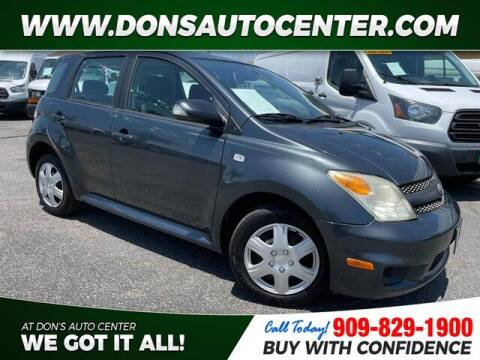 2006 Scion xA for sale at Dons Auto Center in Fontana CA