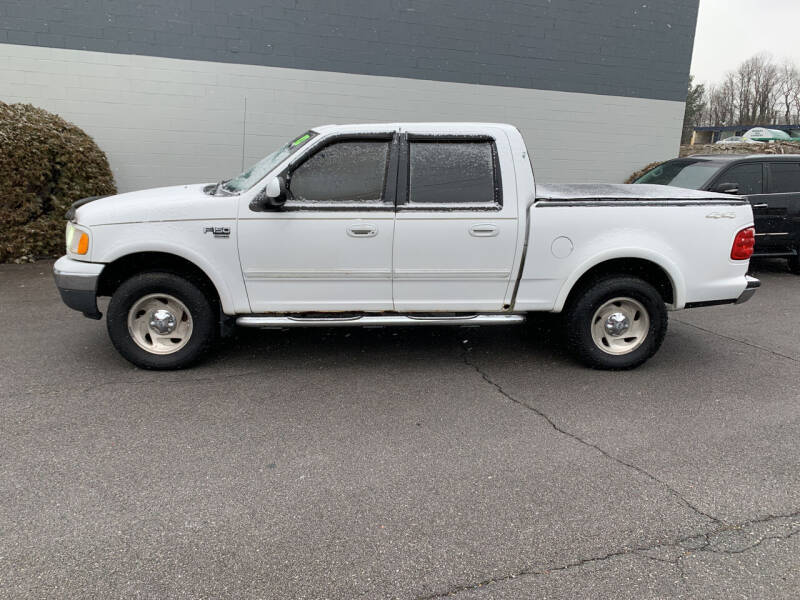 2003 Ford F-150 for sale at State Line Motors in Bristol VA