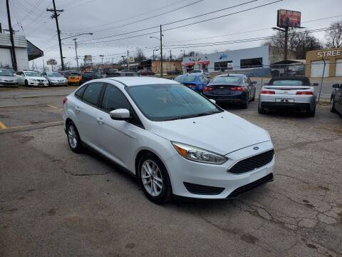 2017 Ford Focus for sale at Green Ride Inc in Nashville TN