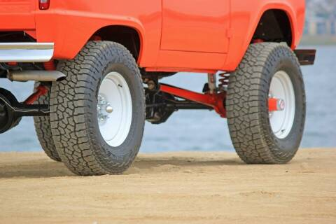 1973 Ford Bronco for sale at Precious Metals in San Diego CA