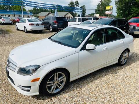 2013 Mercedes-Benz C-Class for sale at Southeast Auto Inc in Albany LA