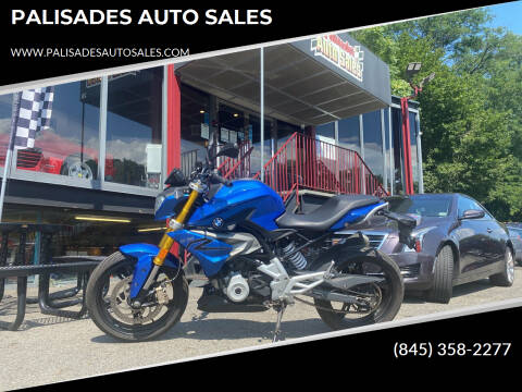 2018 BMW G 310 R for sale at PALISADES AUTO SALES in Nyack NY