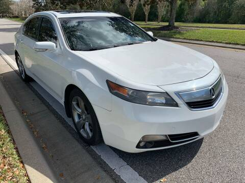 2012 Acura TL for sale at Perfection Motors in Orlando FL